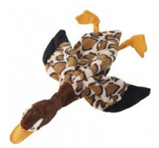 Canadian Wild Goose Dog Toy: image via renspets.com