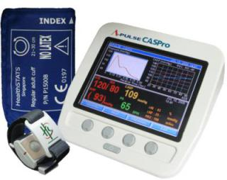 CASPro blood pressure measurement device: Source: University of Leicester via dailytech.com