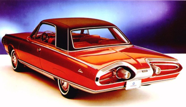 Remember when Chrysler was innovative?