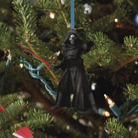 Hallmark Keepsake Ornament -- Star Wars: The Force Awakens -- Kylo Ren