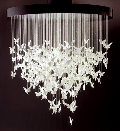 Niagra Chandelier by Lladró