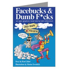 Facebook & Dumb F*cks graphic novel