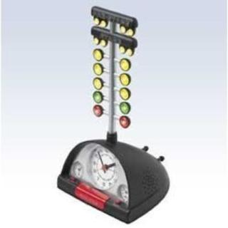 Drag Race Alarm Clock