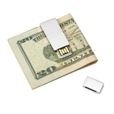 8 GB Money Clip