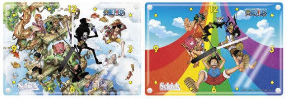 Schick Japan Animates Your Shave with a 'One Piece' Anime