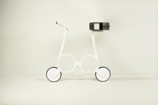 Impossible: Folding Electric Bike