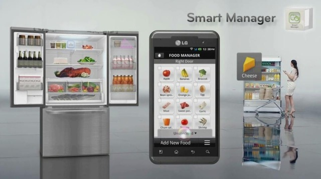 LG Food Manager