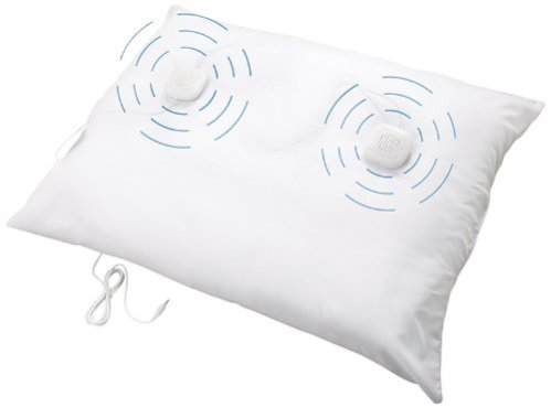 Sleep Technology: Speaker Pillow