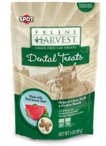 Feline Harvest Cat Treats