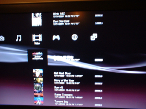 PS3 Video Interface