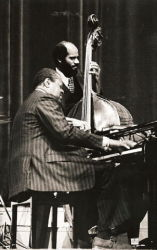 Oscar Peterson, one of the great jazz pianists: image via wikipedia.com