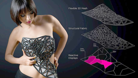 3-D X.pose dress: Source: Damngeeky.com