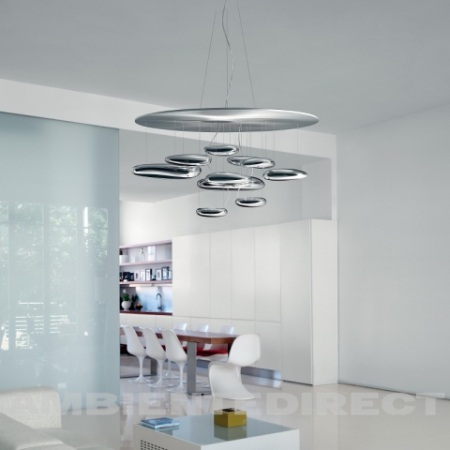 Mercury Suspension Light by Artemide: image via ambientdirect.com