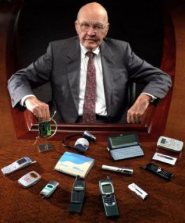 jack kilby the inventor of microchip Jack kilby invented the world's first integrated circuit, or microchip, while  working at texas instruments in 1958.