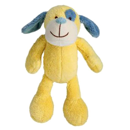 Simply Fido Organic Plush Oliver Dog