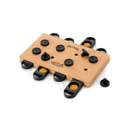 Casino, interactive puzzle toy for dogs and cats by Nina Ottosson
