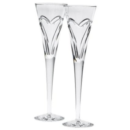 Waterford Love & Romance Flutes