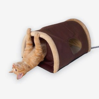 K&H Outdoor Heated Kitty Camper