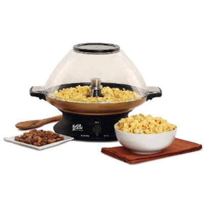 West Bend Kettle Krazy Popcorn Popper & Nut Roaster