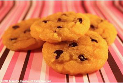 Homemade Chocolate Chip Cookie Wax Tart Melts