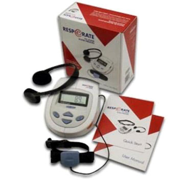 RESPeRATE Blood Pressure Lowering Device
