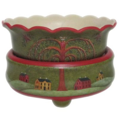Willow Tree Art Candle & Tart Warmer