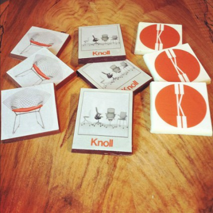 Cocoagraphs for Knoll Furniture: image via facebook.com/Cocoagraph