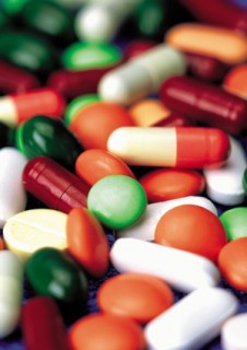 Prescription medication up by 40 percent in 10 years.: image via Buzzle.com