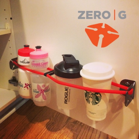 ZERO G Bottle Belt