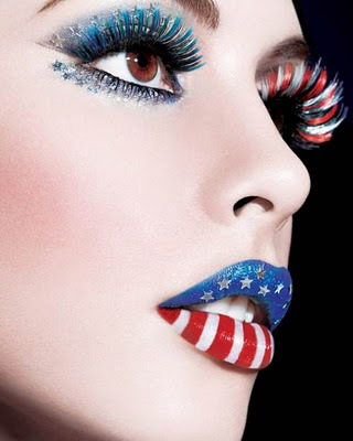 Wear your American pride...on your face!
