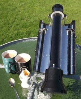 Solar Kettle/Thermal Flask