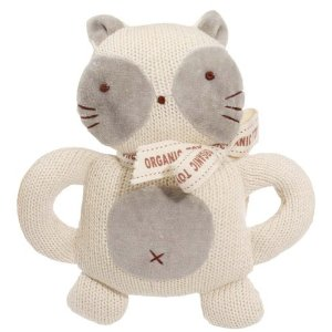 Simply Fido Organic Knitted Aoki Cat Dog Toy
