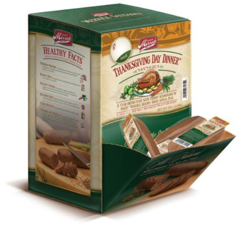 Merrick Thanksgiving Day Sausage Treats for dogs