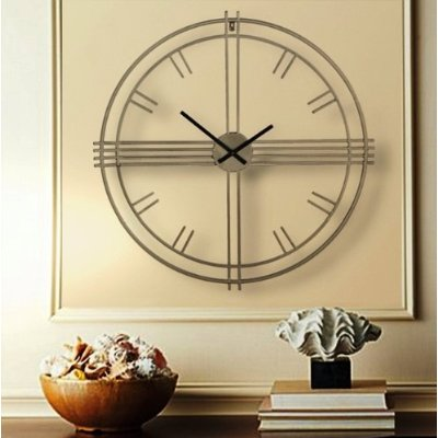 Nice Art Deco Wall Clock