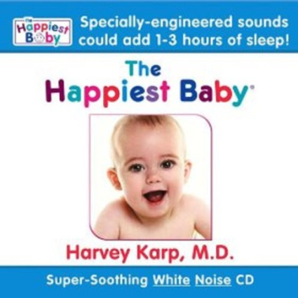 The Happiest Baby Super Soother Calming Sounds CD