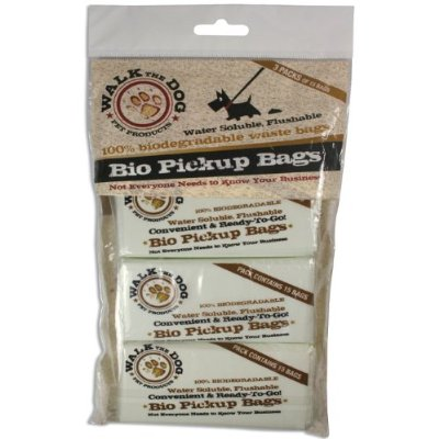 Walk The Dog Bio Pickup Bags