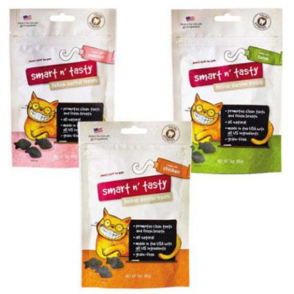 Smart n' Tasty Cat Chicken Dental Treats
