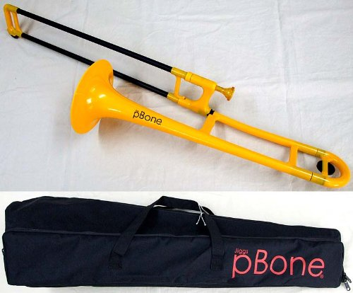 The pBone Trombone: one of many jazzy colors