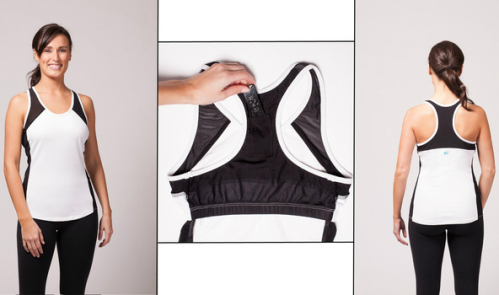 W8 FIT Weighted Bra