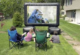 12 Foot Outdoor Theater