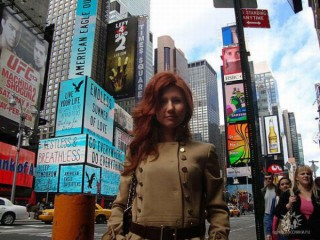 Anna Chapman as Russian spy in New York: image via wired.com