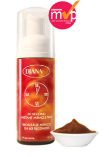 Diana B 60 Second Instant Miracle Tan