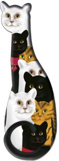 Cats metALUm Bookmark: image via amazon.com