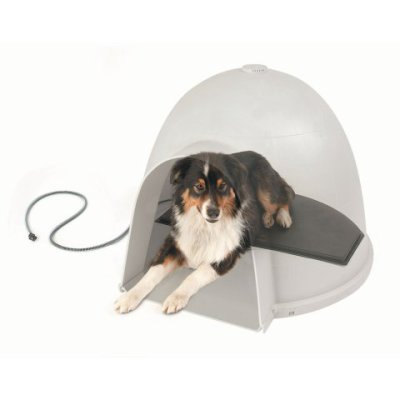 K&H Igloo Style Pet Electric Heating Pad