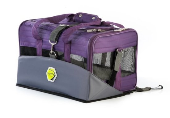 Sherpa Original Deluxe Pet Carrier & Sherpa Safety Suite