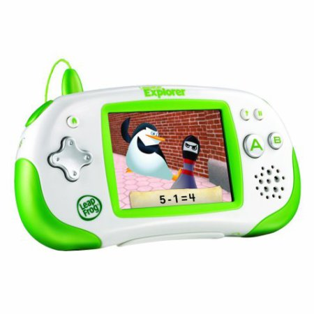 Leapfrog Leapster Explorer Learning Game System: © Leapfrog