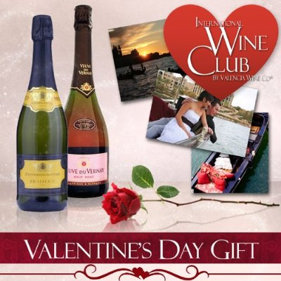 International Wine Club Valentine&#039;s Day Champagne
