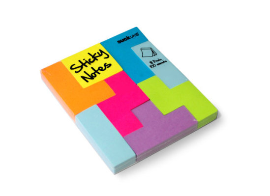 Block Sticky Notes:  Suck UK