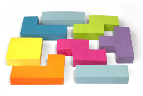 Block Sticky Notes: © Suck UK