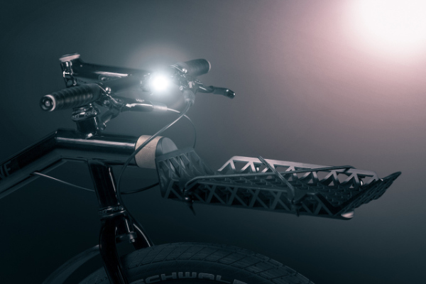 BLACKLINE Smart Handlebars And Front Cargo